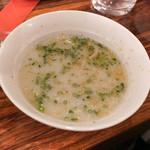 ヒレ好きSATOさん - コムタン麺