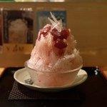 ringu - かき氷(いちご)