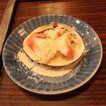 竜飛 - ほっき貝 バター焼き