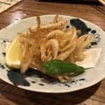 鮨遊膳 みのり - 白海老の唐揚げ(^^)
