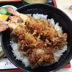 京屋 - 天丼
