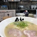 博多ラーメン 膳 - なんと320¥ うまい。。すこしとろり系