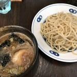 まつおぶし - 料理写真:・「つけ麺 並180g(¥750)」