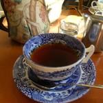 ラ・パレット - 午後の紅茶。