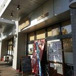 一力 - たまに行くならこんな店は、「名古屋中央卸売市場」内で一般人も朝から楽しめる「一力」です。