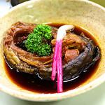 94536485 - ③鯉うま煮 800円 味は濃いめ。好き嫌いが別れる味付けかも?