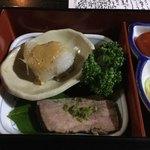 中国精進料理 凛林 - 豆イカと定番牛タンの山椒ソースは大好きです!
