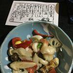 中国精進料理 凛林 - これは最高に美味しかった!今までの野菜炒めの中でも最高でした!松茸が聞いたかしら