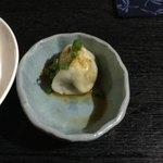 中国精進料理 凛林 - この水餃子が上海蟹の良い所を一番味わえた!