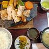 レストラン よしみ - 料理写真:石焼きチキンセット(全体)
