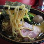 94540807 - 酒井製麺の特注太麺
