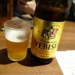 ヒヨク之トリ - 瓶ビール
