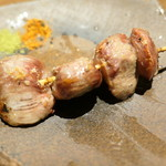ヒヨク之トリ - 砂肝