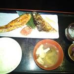 94541788 - 焼き魚定食 890円(税込)(2018年10月11日撮影)