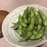 酒菜や凛 - 枝豆