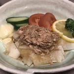 酒菜や凛 - ツナ大根サラダ
