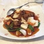 広東厨房 - 酢豚