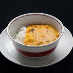 メゾン・ド・ユーロン - 上海蟹のあんかけご飯