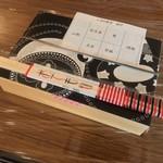 白金や - 白金や(ぷらちなや)(東京都中央区銀座4-13-16)六歌仙容彩(6種8個入り)1,404円