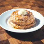 パンケーキ(10食限定・ドリンク付)