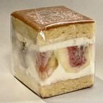 パティスリージャンゴ - 博多とよみつひめのサンドケーキ