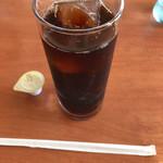 伊太楼 - アイスコーヒー