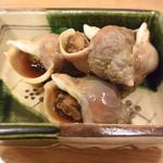 千代娘 - ばい貝