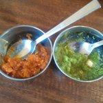 Ritoruindhia - タンドーリチキンのソース