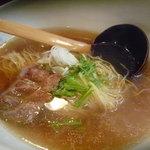 麺屋食堂まさお - ☆上湯チャーシューラーメンハーフサイズ(^◇^)☆