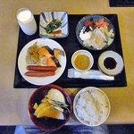 9455742 - 朝食の一例(2011年9月)