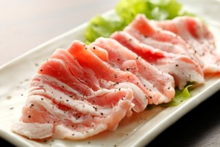 SATOブリアン - 宮崎県産おいも豚カルビ \680