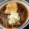 旭川駅立売株式会社 - 料理写真:とり天そば420円