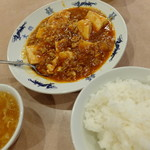 """中華 大興 - """"定食/麻婆豆腐"""""""
