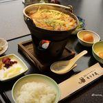 モリタ屋 - 特製牛鍋 2160円