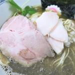 中華そば まゑだ - 2種のチャーシュー