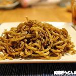 小峰商店 - 太麺焼きそば