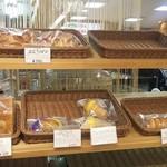 La・オキラク - パンもホテルで販売しているものと同じです。