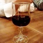 武蔵小杉バール・デルソーレ - バール・デルソーレ@武蔵小杉 赤ワイン
