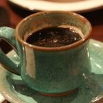 工藤珈琲事務所 - ホットコーヒー