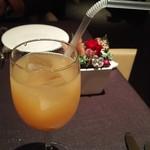 キハチ - オレンジジュース
