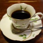ロマンチック街道 - セットの「コーヒー」