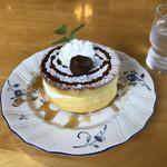 天津甘栗と喫茶くりやさん  - 料理写真: