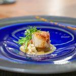Restaurant T3 - 帆立 オマール ヴィネグレット