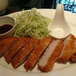 キッチン イトウ スタイル - これは 美味しかった☆☆☆豚カツ