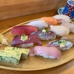 鮨処 もろこし - 料理写真: