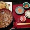 そば和食なごみ - 料理写真:白海老かき揚そば