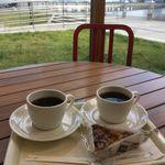 94568246 - コーヒーとケーキ
