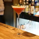 ローズガーデン - ドリンク写真:Tomato Cocktail