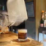 ローズガーデン - Rum Espresso