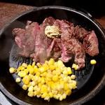 いきなりステーキ - ワイルドステーキ300g:1,000円税別